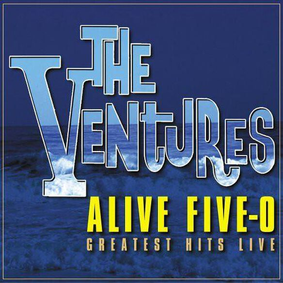 Alive Five O Hits Live