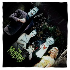 The Munsters Family Bandana