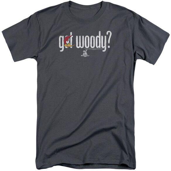 Woody Woodpecker Got Woody Short Sleeve Adult Tall T-Shirt