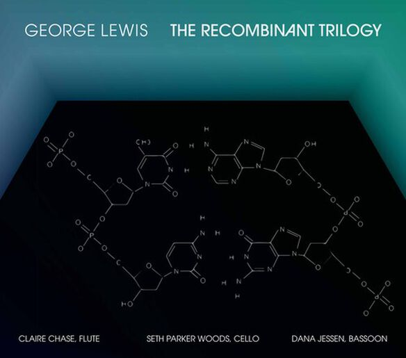 Lewis/ Chase/ Jessen - Recombinant Trilogy