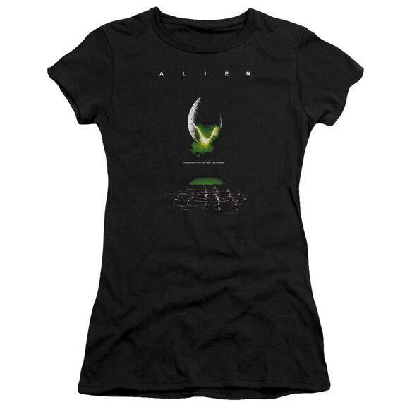 Alien Poster Premium Bella Junior Sheer Jersey