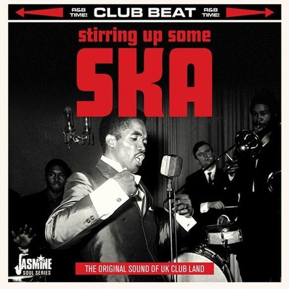 Stirring Up Some Jazz: Original Sound of Uk Club - Stirring Up Some Jazz: The Original Sound Of UK Club Land / Various