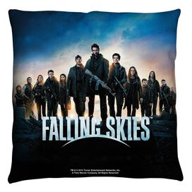 Falling Skies Poster Throw