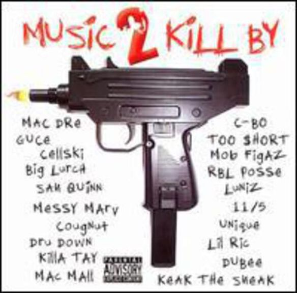 Music 2 Kill By / Various