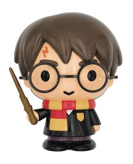 Harry Potter PVC Bust Bank
