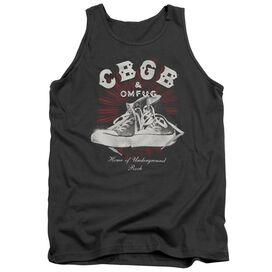 Cbgb High Tops Adult Tank