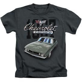 Chevrolet Classic Camaro Short Sleeve Juvenile T-Shirt