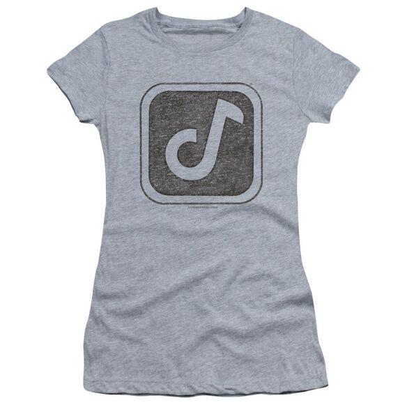 Concord Music Concord Symbol Short Sleeve Junior Sheer Athletic T-Shirt