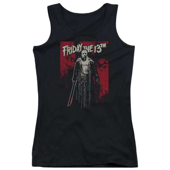 Friday The 13 Th Drip Juniors Tank Top
