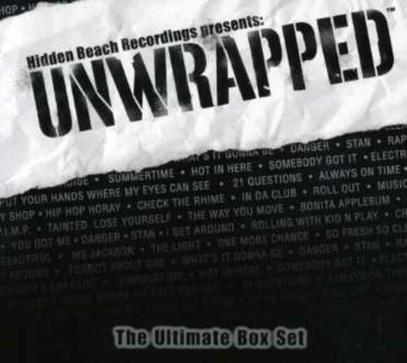 Unwrapped The Ultimate Box Set / Various (Box)