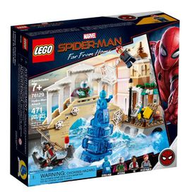 LEGO - Spider-Man Homecoming - Hydro-Man Attack [76129]