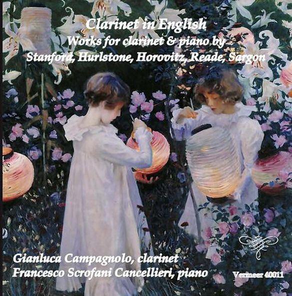 Clarinet In English