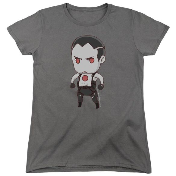 Bloodshot Chibi Short Sleeve Womens Tee T-Shirt