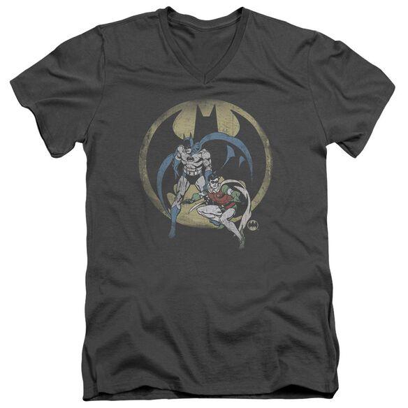 Dc Team Short Sleeve Adult V Neck T-Shirt