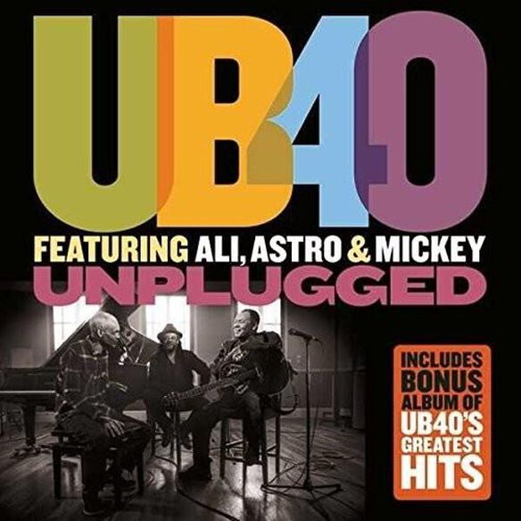 Unplugged & Greatest Hits (Asia)