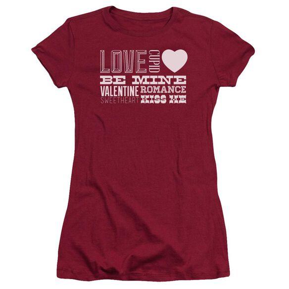 Sweet Nothings Short Sleeve Junior Sheer T-Shirt