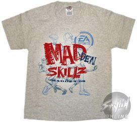 Madden 08 Skillz Youth T-Shirt