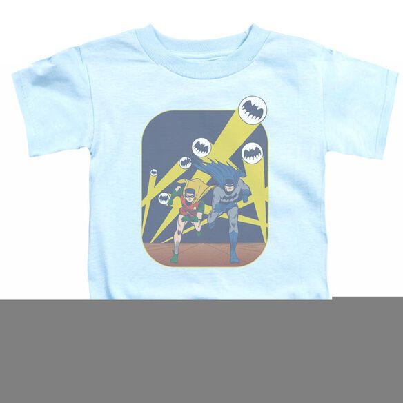 BATMAN DETECTIVE #164 COVER - S/S TODDLER TEE - LIGHT BLUE - T-Shirt