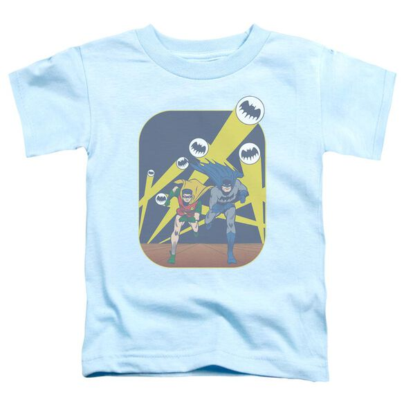 Batman Detective #164 Cover Short Sleeve Toddler Tee Light Blue Lg T-Shirt