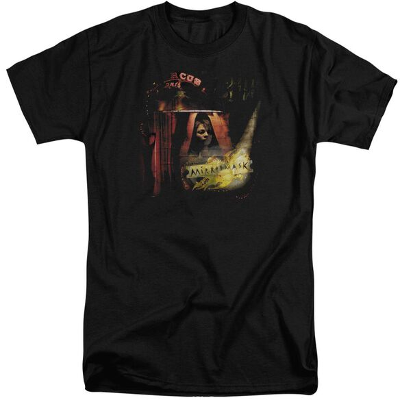 Mirrormask Big Top Poster Short Sleeve Adult Tall T-Shirt