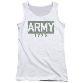Army Block Juniors Tank Top