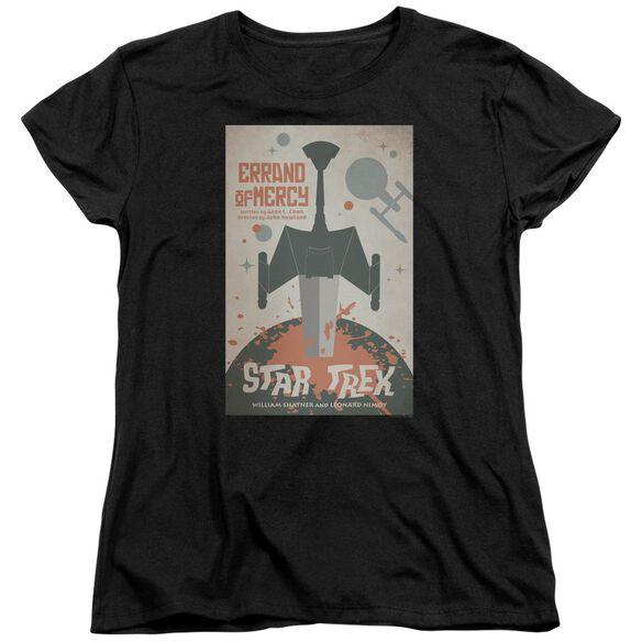 Star Trek Tos Episode 26 Short Sleeve Womens Tee T-Shirt