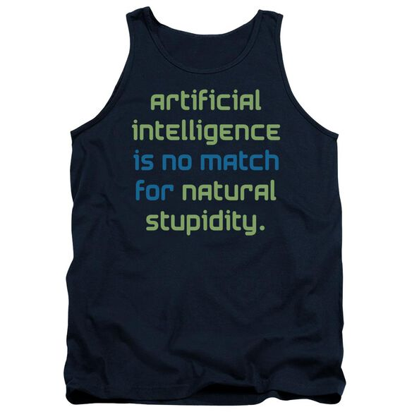 Artifical Intelligence Adult Tank