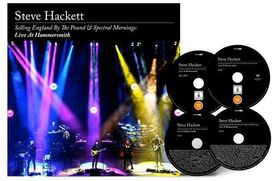 Steve Hackett - Selling England By The Pound & Spectral Mornings (Ltd. Deluxe2CD+Blu-ray+DVD Artbook)