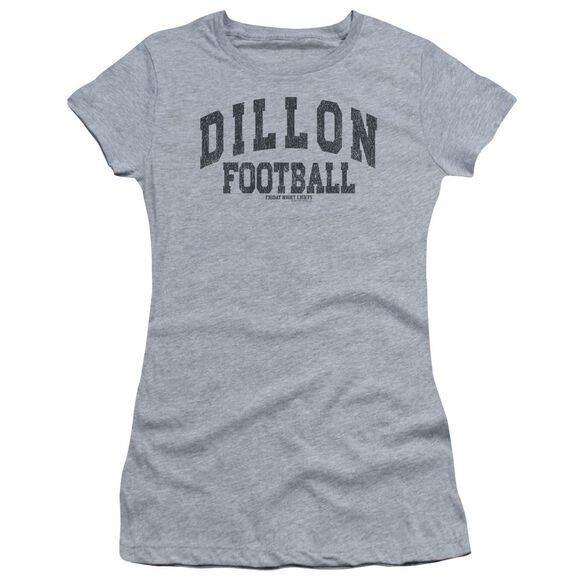 Friday Night Lights Dillion Arch Short Sleeve Junior Sheer Athletic T-Shirt