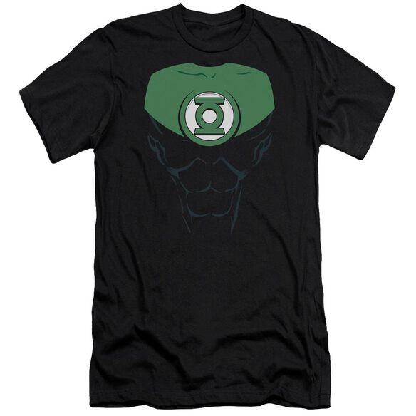 Green Lantern Jon Stewart Premuim Canvas Adult Slim Fit