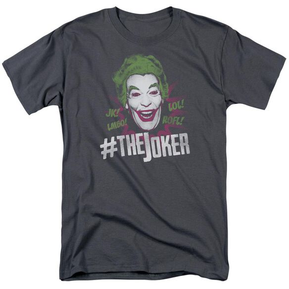 Batman Classic Tv #Joker Short Sleeve Adult T-Shirt
