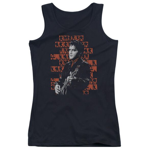 Elvis Presley 1968 Juniors Tank Top