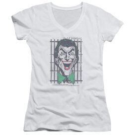 Dc Criminal Junior V Neck T-Shirt