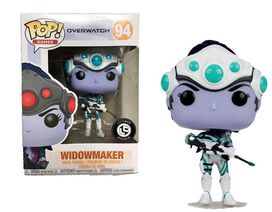 Overwatch - Widowmaker Loot Crate Exclusive Funko Pop!