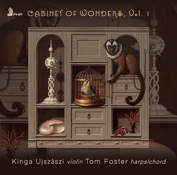 Schreivogel/ Ujszaszi/ Foster - Cabinet of Wonders 1