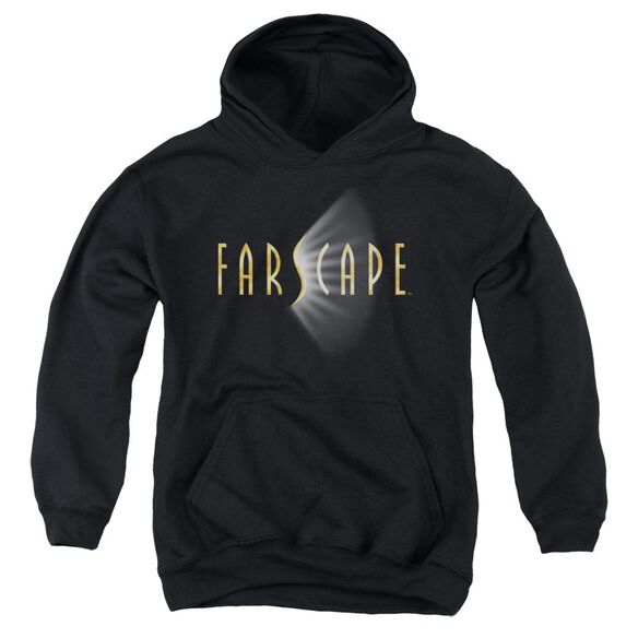 Farscape Logo Youth Pull Over Hoodie