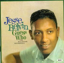 Jesse Belvin - Guess Who?