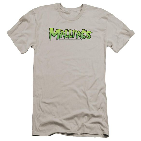 Mallrats Logo Premuim Canvas Adult Slim Fit