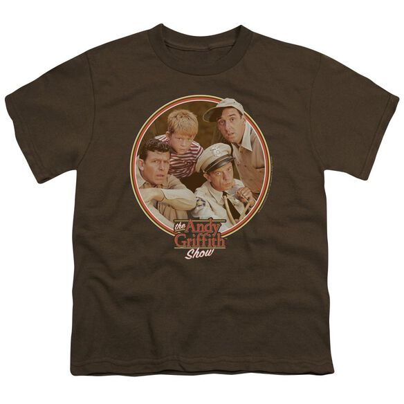 Andy Griffith Boys Club Short Sleeve Youth T-Shirt