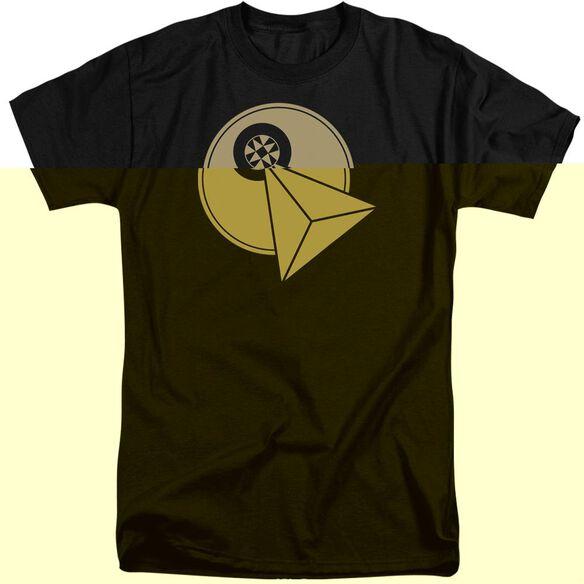 STAR TREK VULCAN LOGO-S/S T-Shirt