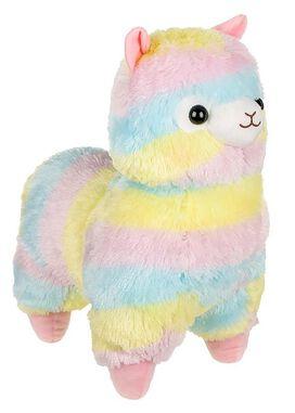 Alpacasso Rainbow Alpaca Plush