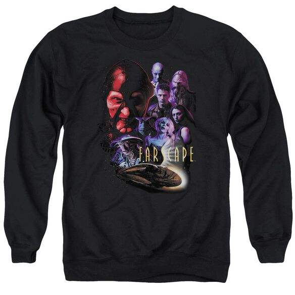 Farscape Criminally Epic Adult Crewneck Sweatshirt
