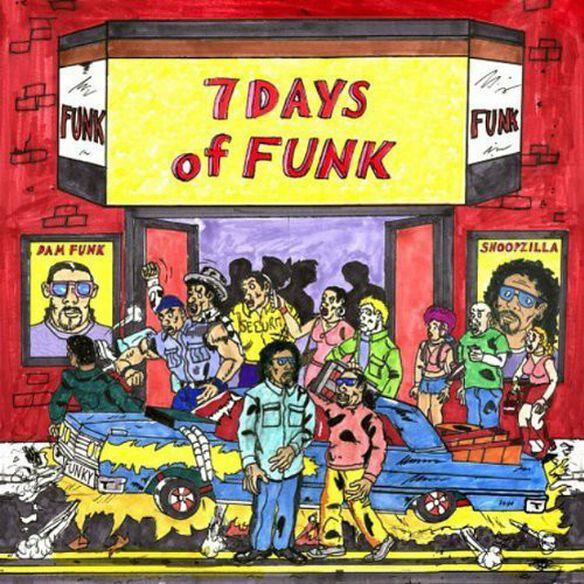 Dam Funk - 7 Days of Funk