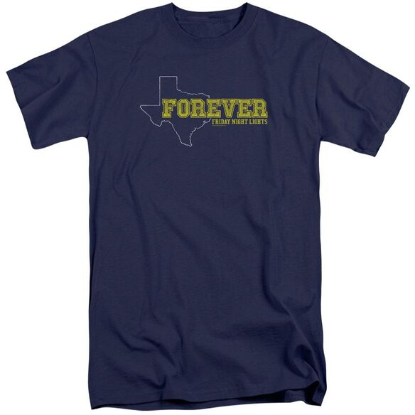 Friday Night Lights Texas Forever Short Sleeve Adult Tall T-Shirt