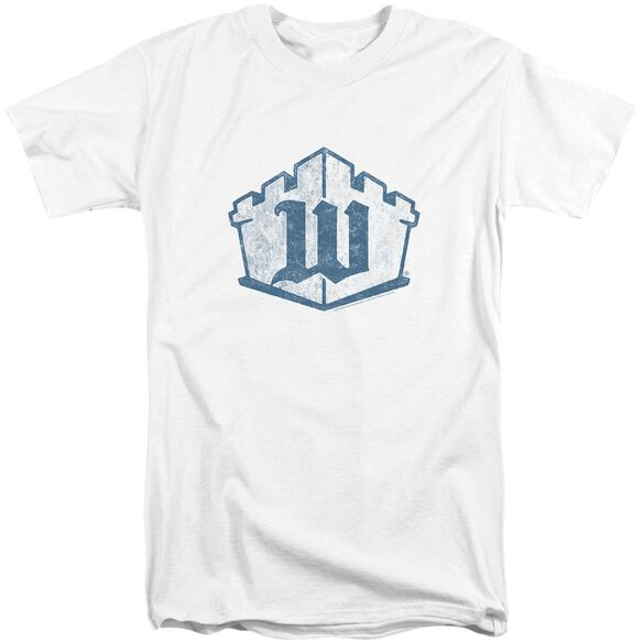 Castle Monogram Short Sleeve Adult Tall T-Shirt