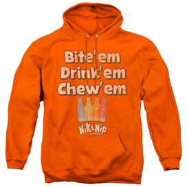 Dubble Bubble Bite Drink Chew - Adult Pull-over Hoodie