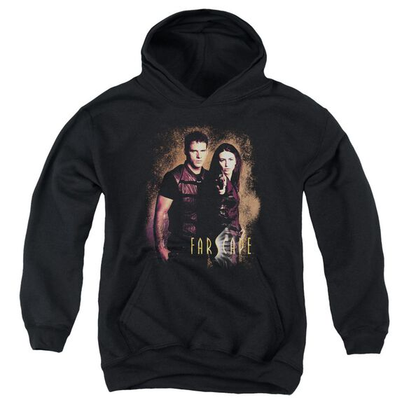 Farscape Wanted Youth Pull Over Hoodie