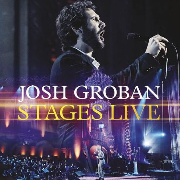 Stages Live (W/Dvd)