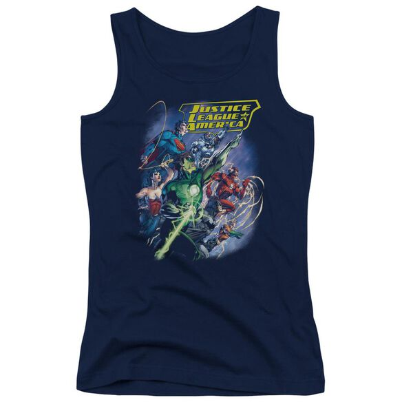 Jla Onward Juniors Tank Top