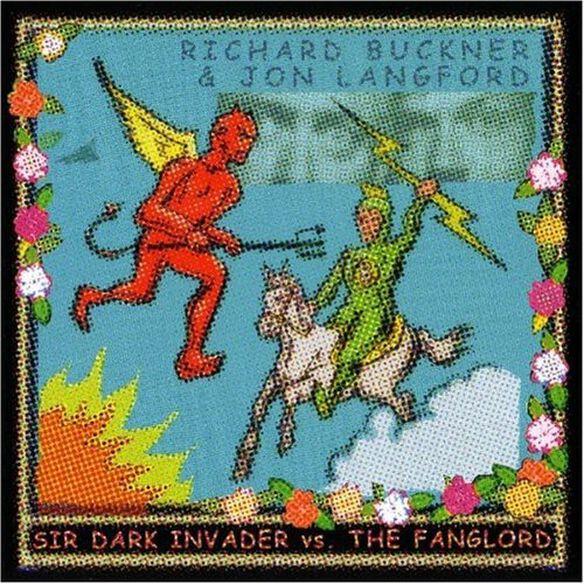Buckner/ Langford - Sir Dark Invader Vs. The Fanglord